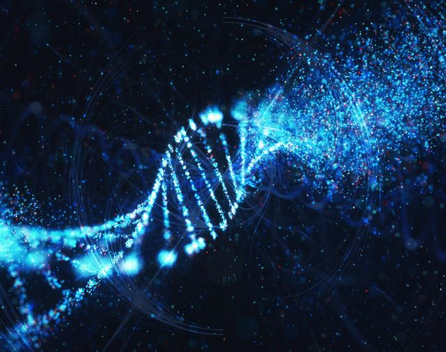 Quantum mechanics plays a role in biological processes and causes mutations in DNA